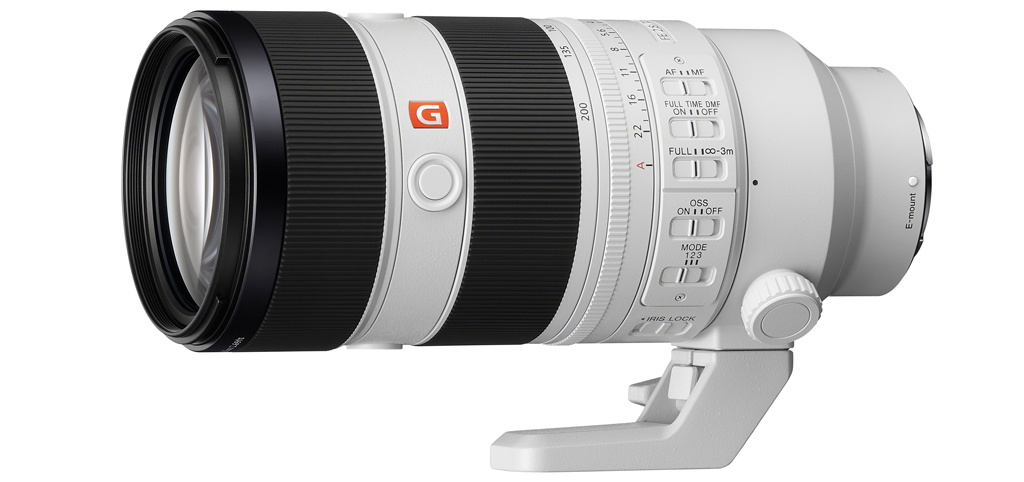Image of the Sony FE 70-200mm F2.8 GM OSS II